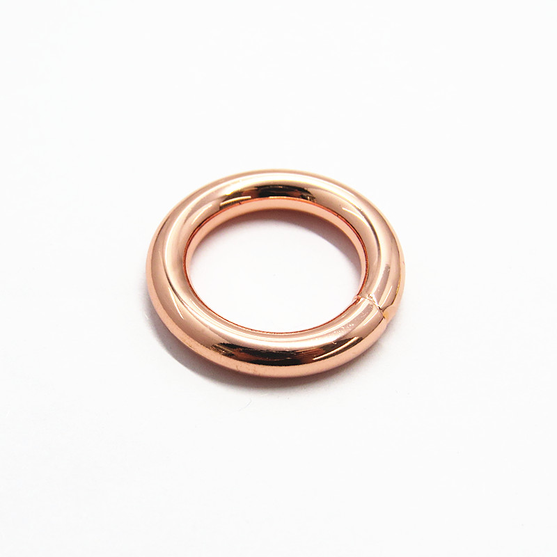 Iron Metal O Ring Bag Ring Part Accessories