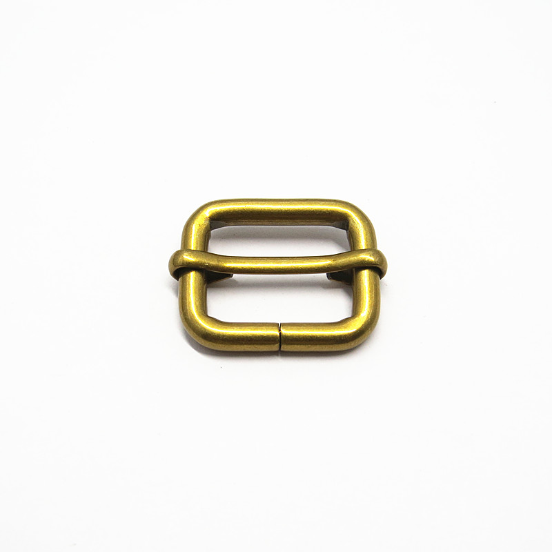 Iron Metal Adjuster Buckle Ring