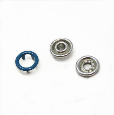 Metal Prong Snap Button For Garment