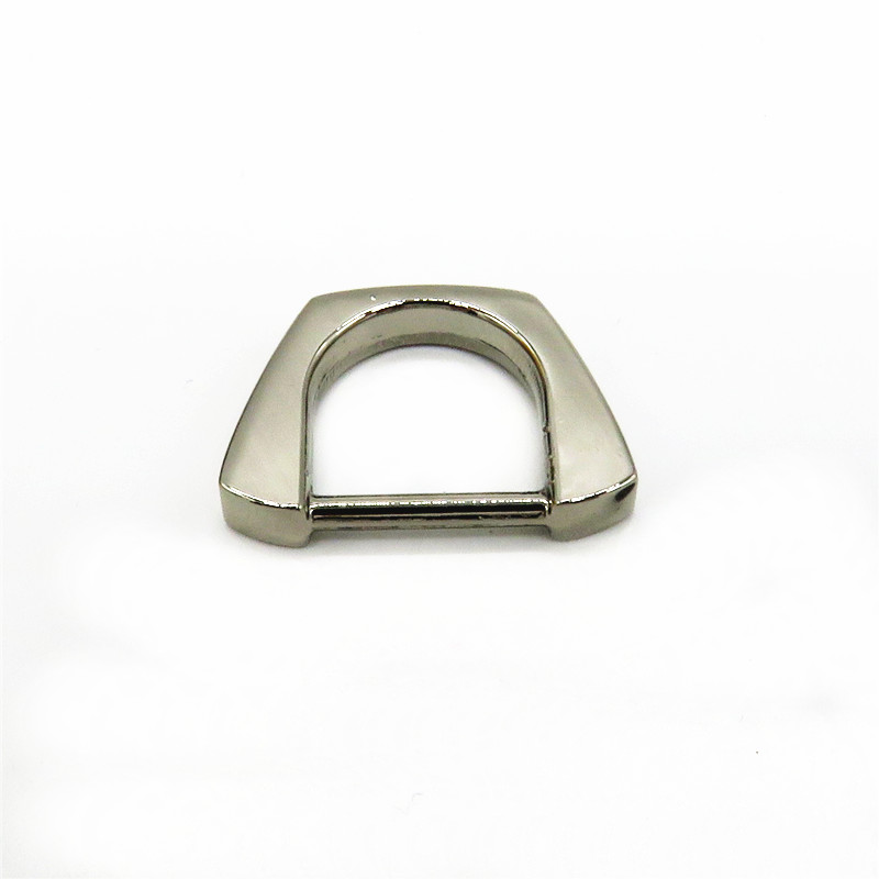 Nickle Free Zinc Alloy D ring
