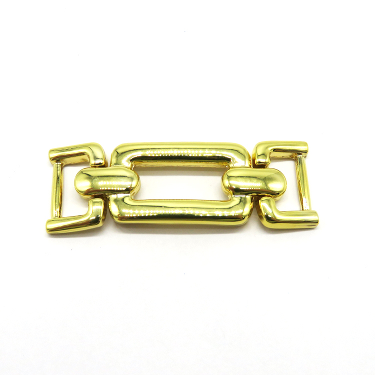 Decorative Shoes Buckle Chain Shoe Buckles Shoe Buckle Metal Hardware For Shoes